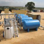water & sewage treatment