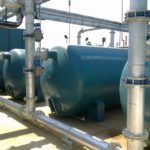 Conventional water treatment plant