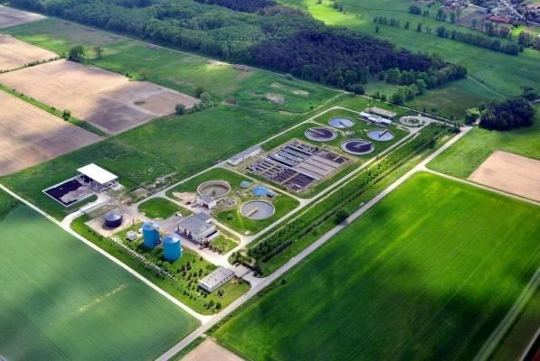 Industrial water treatment for Ostrow Wielkopolski in Rabczyn
